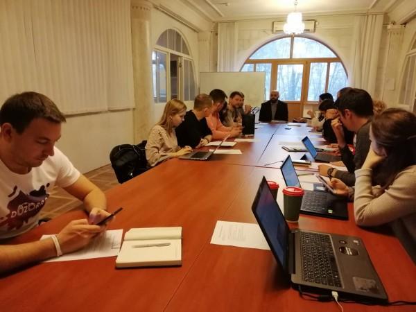 Засідання РГК (1.11.2018)