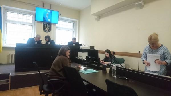 Чергова справа щодо неподання суддею e-декларацій: Антикорупційний суд завершив допит обвинуваченої