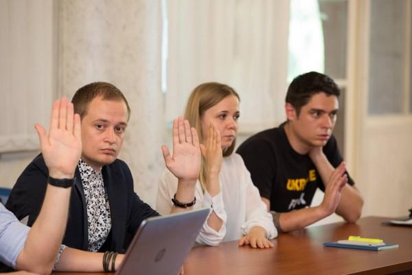 Нова РГК НАБУ обрала керівництво і визначилася з делегатами до комісій