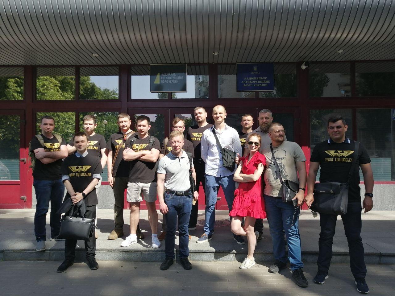 Марк Савчук став головою РГК НАБУ