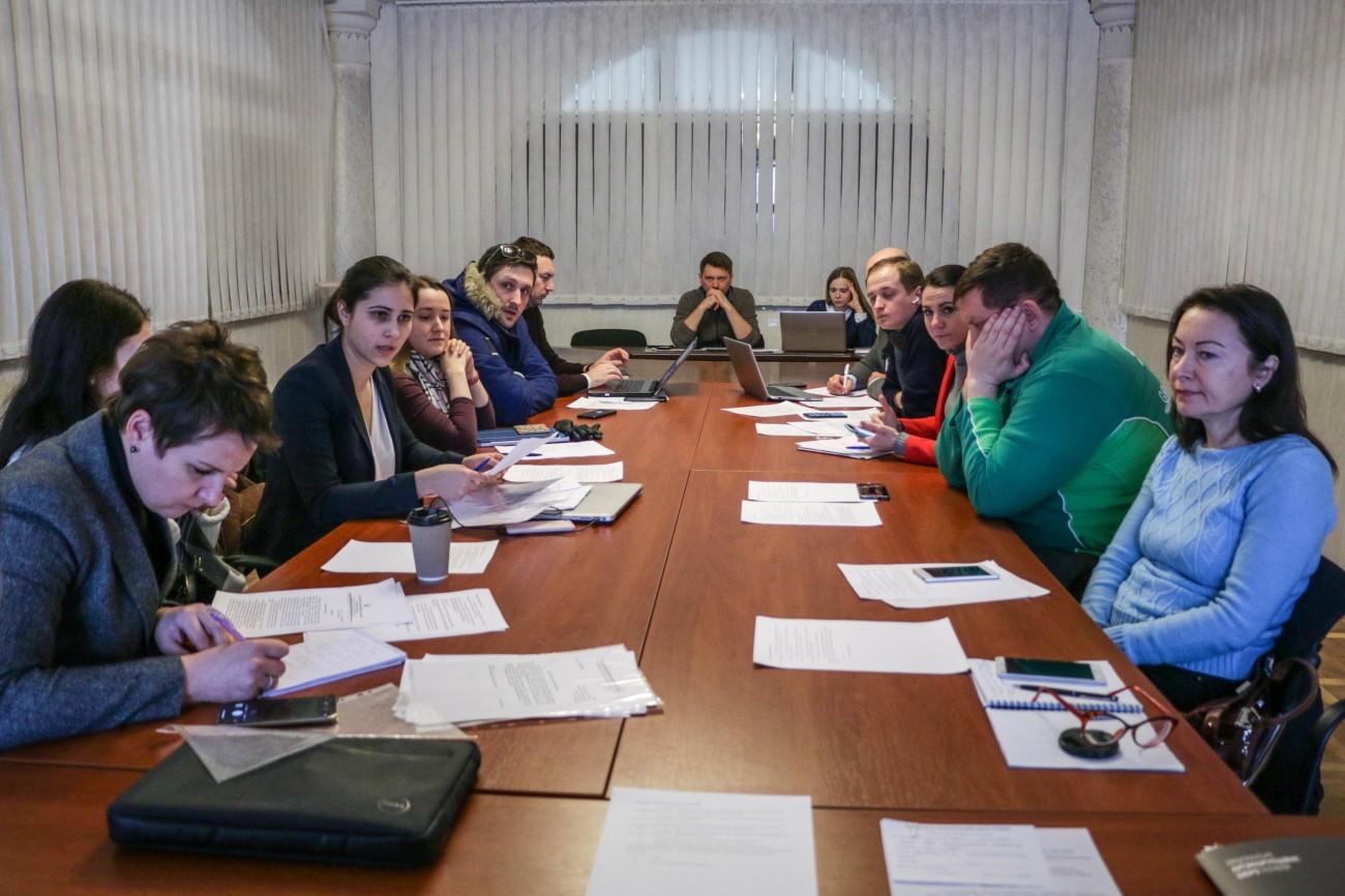 Засідання РГК (25. 01. 2019)
