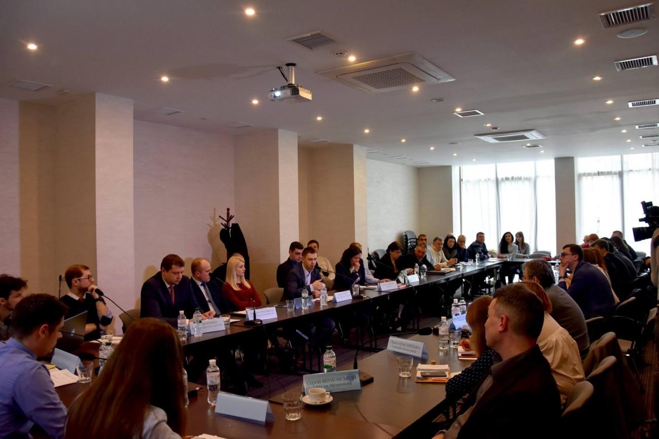 В Одесі відбувся антикорупційний круглий стіл