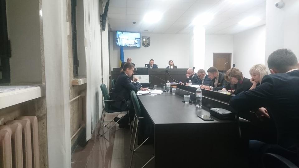 """ВАКС оголосив перерву у підготовчому засіданні по справі """"Укрзалізничпостачу"""""""
