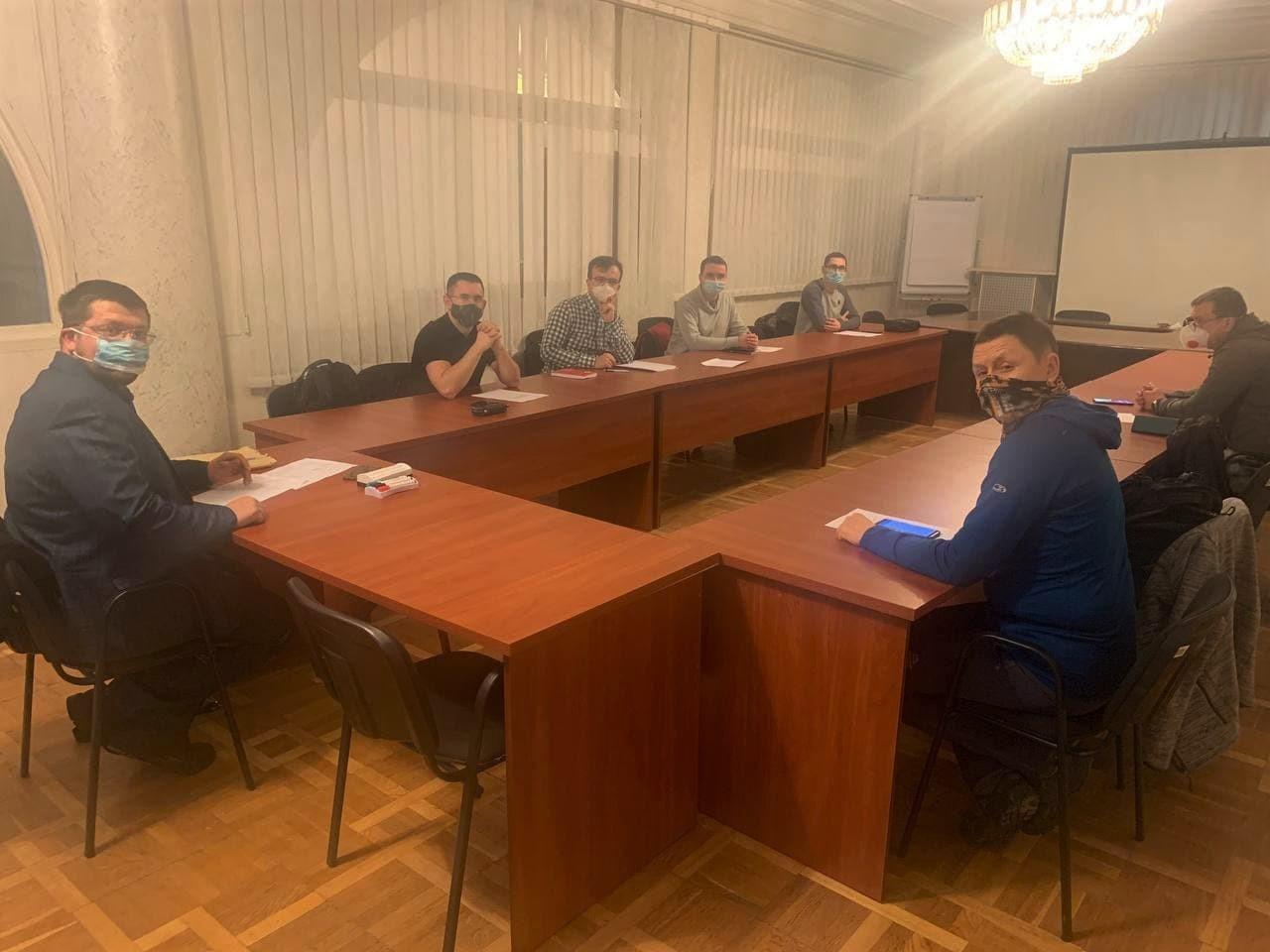 28 січня відбулося чергове засідання Ради громадського контролю